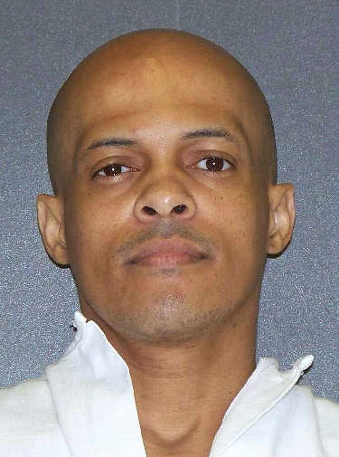 File - This handout file photo provided by the Texas Department of Criminal Justice shows Robert Campbell. The convicted murder was headed to the Texas death chamber for lethal injection Tuesday evening, May 13, 2014, as appeals courts considered arguments from attorneys, who feared he could be subjected to the same torment that plagued an execution two weeks ago in Oklahoma. (AP Photo/Texas Department of Criminal Justice, File) Photo: HOPD / Texas Department of Criminal Jus