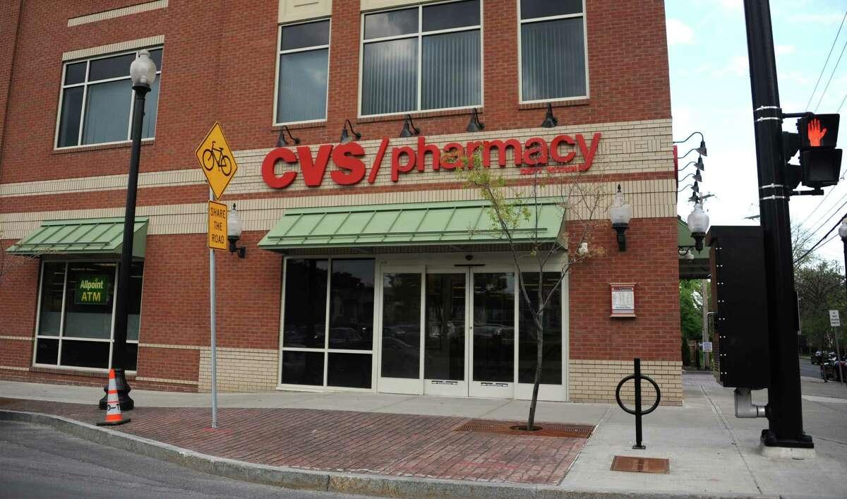 CVS on New Scotland Ave. across from Albany Medical Center (Lori Van Buren / Times Union)