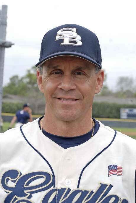 Second Baptist baseball head coach Jeff Schroeder before their game with Kinkaid at Second Baptist Thursday 3/21/13. Photo by Tony Bullard. Photo: Tony Bullard, Freelance Photographer / © Tony Bullard & the Houston Chronicle