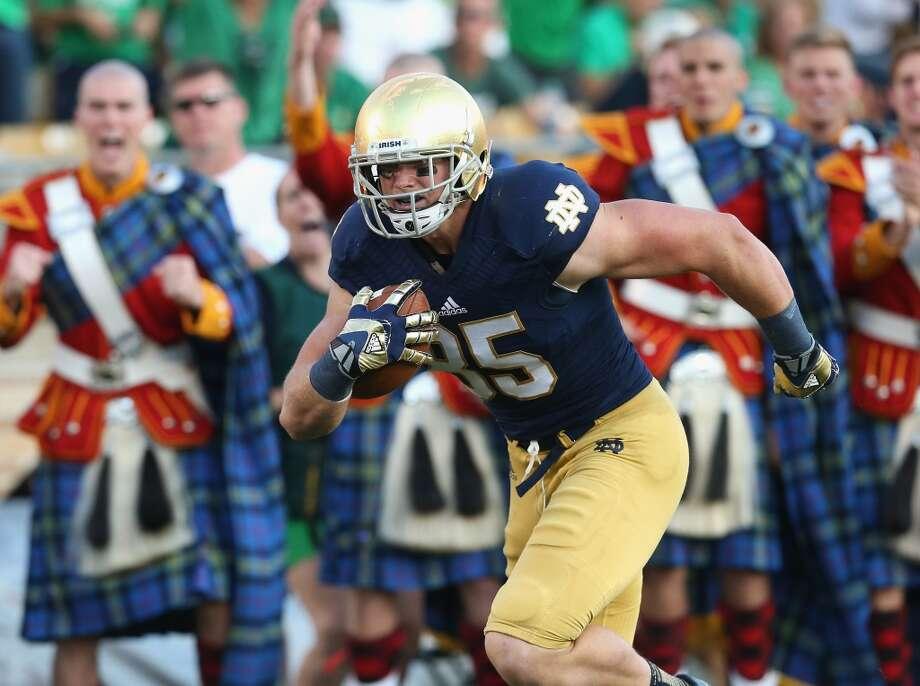 Arizona CardinalsPick No. 52 | Troy Niklas | Tight end | Notre Dame Photo: Jonathan Daniel, Getty Images