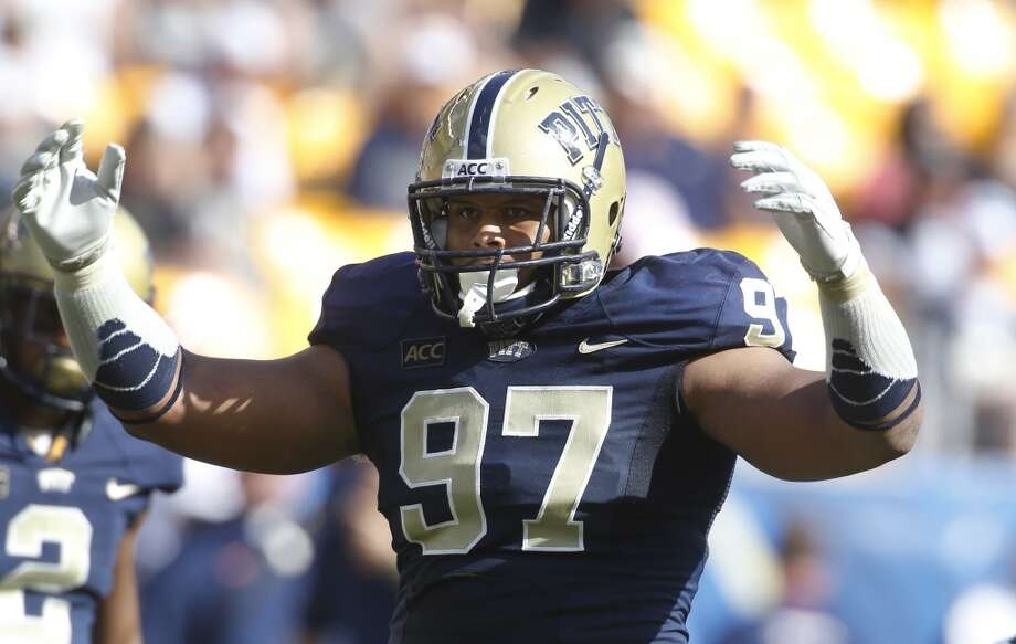 St. Louis Rams Pick No. 13 | Aaron Donald | Defensive tackle | Pittsburgh Photo: Keith Srakocic, Associated Press