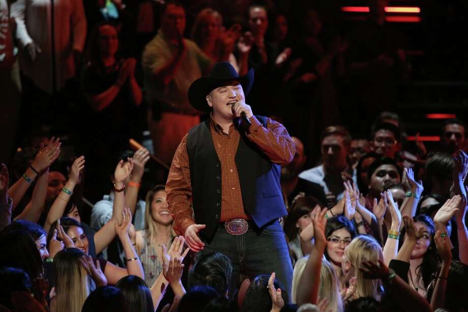 THE VOICE -- Episode 619A -- Pictured: Jake Worthington -- (Photo by: Tyler Golden/NBC) Photo: NBC, Tyler Golden/NBC / 2014 NBCUniversal Media, LLC