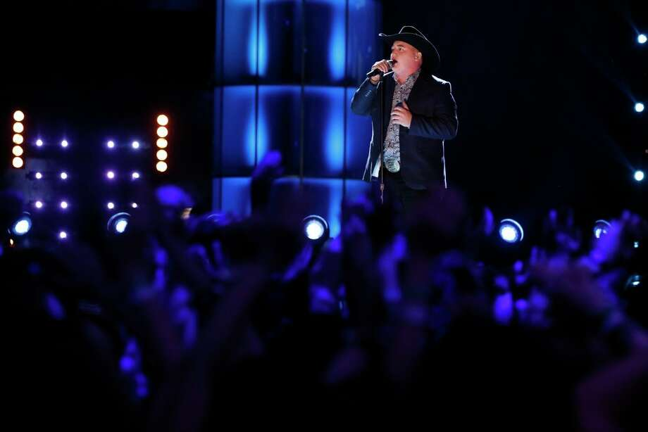 "THE VOICE -- ""Live Show"" Episode 620A -- Pictured: Jake Worthington -- (Photo by: Trae Patton/NBC) Photo: Trae Patton/NBC / 2014 NBCUniversal Media, LLC"
