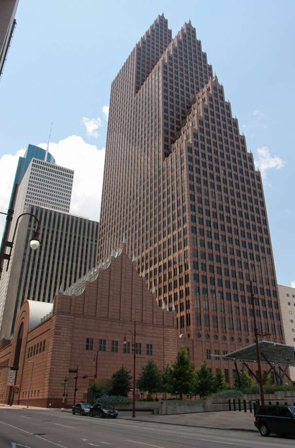 (For the Chronicle/Gary Fountain, July 18, 2008) The Bank of America Center at 700 Louisiana. Photo: Gary Fountain, For The Chronicle