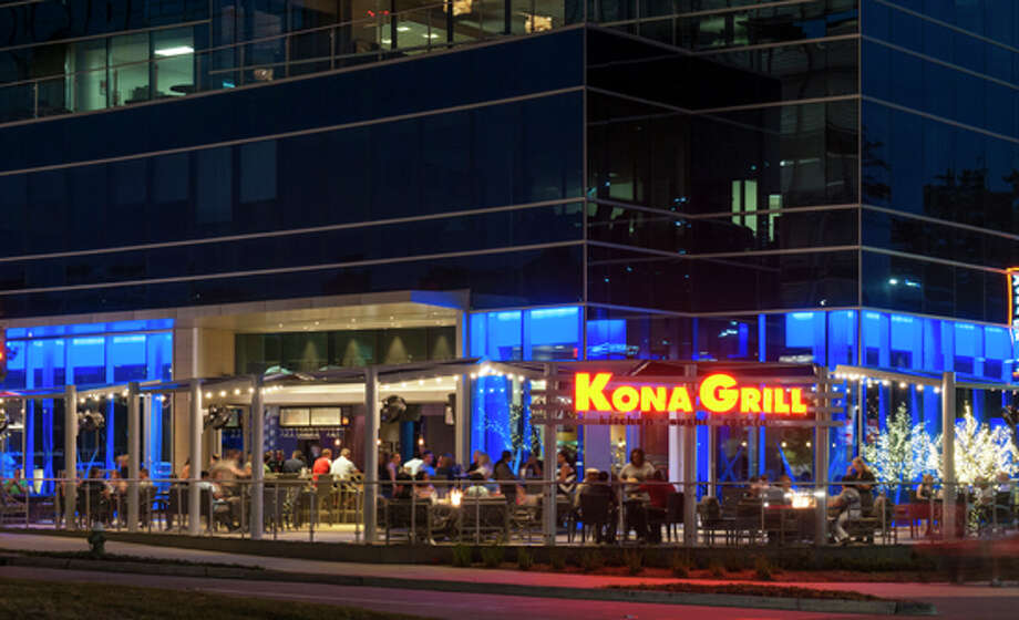 Struggling Kona Grill Inc., which filed for Chapter 11 bankruptcy Tuesday, has possibly closed all three of its Houston locales.