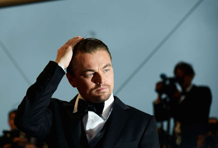 Actor Leonardo DiCaprio attends the Opening Ceremony and 'The Great Gatsby' Premiere during the 66th Annual Cannes Film Festival at the Theatre Lumiere on May 15, 2013 in Cannes, France. Photo: Traverso/L'Oreal, Getty Images