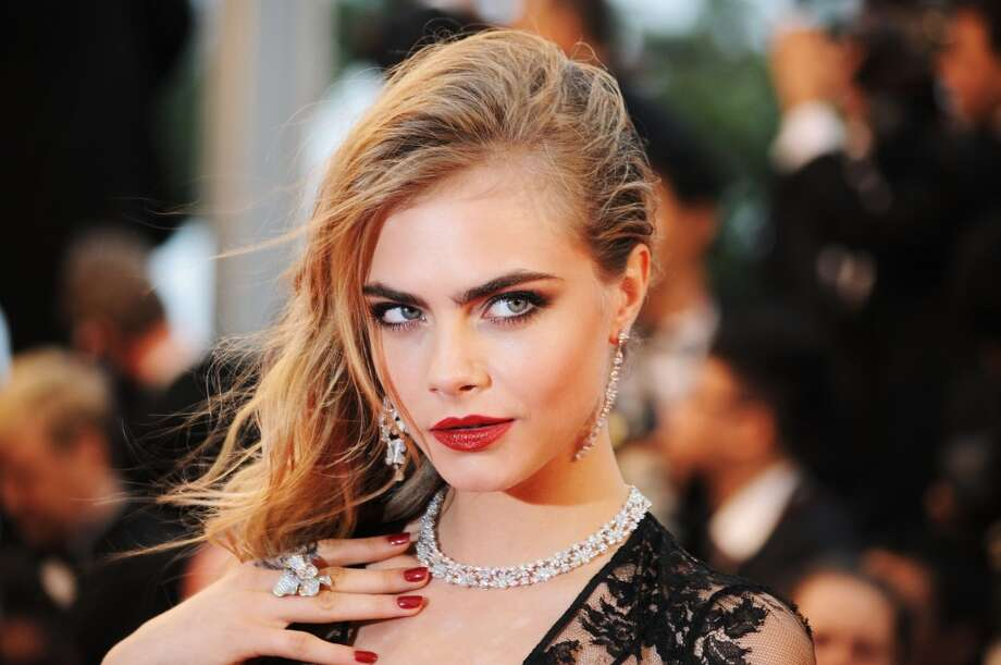 Cara Delevingne  Photo: Traverso/L'Oreal, Getty Images