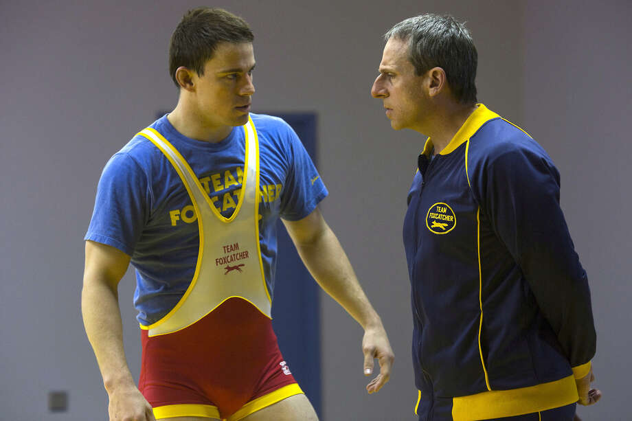 Director: Bennett MillerCountry: United StatesStarring: Steve Carell, Channing Tatum, Mark RuffaloSynopsis: The true story of Olympic Wrestling Champion Mark Schultz who decides to
