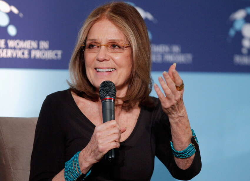 A host of women speakers, including Gloria Steinem, are in San Antonio today for Women in the World Texas at Charline McCombs Empire Theatre, from 9 a.m. to 3 p.m. The event explores wide-ranging topics such as honor killings, U.S. military families and the rise of the U.S. Latino population.