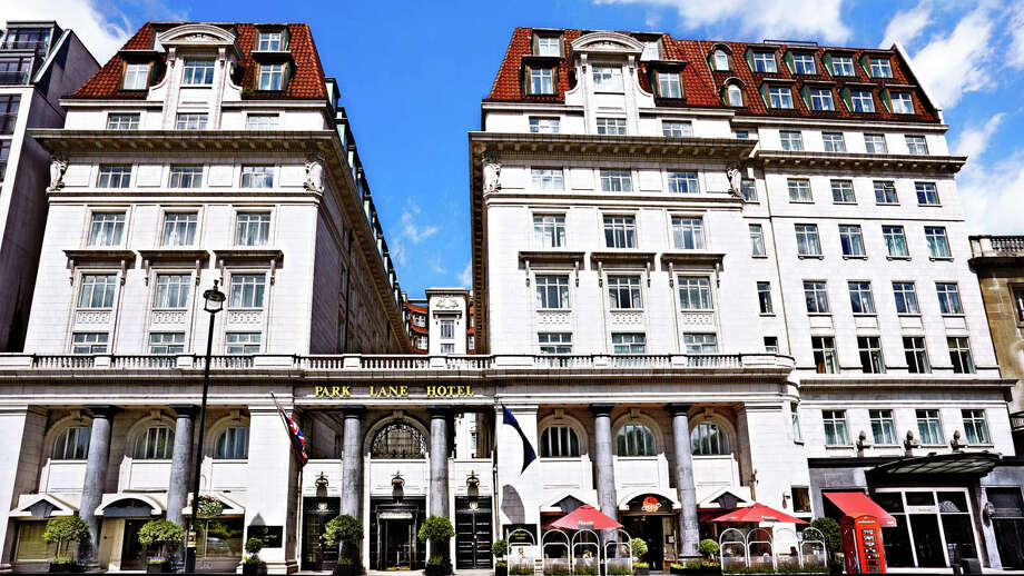 Starwood Hotels & Resorts has sold its leasehold interest in Londonís Park Lane Hotel to Sir Richard Suttonís Settled Estates. Photo: Contributed Photo / Stamford Advocate Contributed