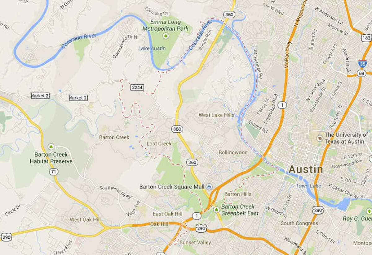 10. 78746 (Austin - West Lake Hills) Mean household income: $191,587