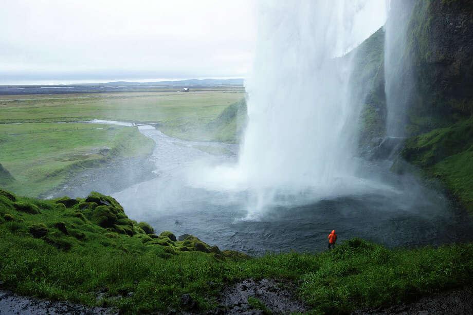 Nature rages powerfully at Seljalandsfoss in Iceland. Photo: Rick Steves / © Rick Steves Europe  (www.ricksteves.com)