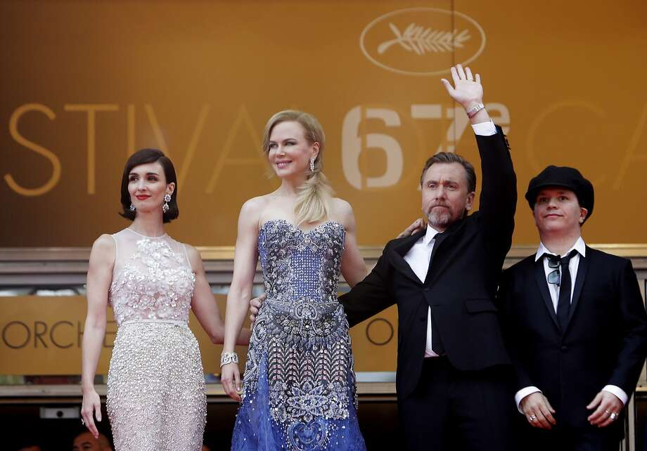Nicole Kidman - She has to go straight back to the mothership after this. Photo: Thibault Camus, Associated Press