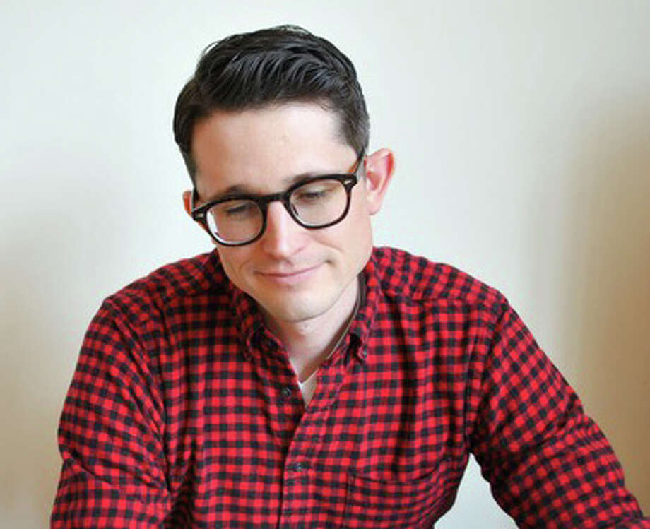 Ted Thompson, author of ìThe Land of Steady Habitsî and a Staples High School graduate, will speak on his debut novel at the Westport Library on May 21. Photo: Contributed Photo / Westport News