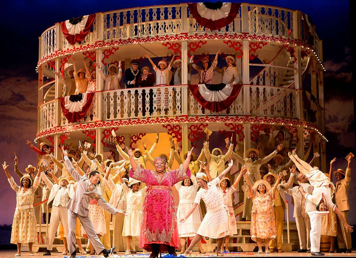 """The 1927 musical """"Show Boat,"""" with music by Jerome Kern and book and lyrics by Oscar Hammerstein II, kicks off the San Francisco Opera summer season, running June 1 through July 2 at the War Memorial Opera House."""