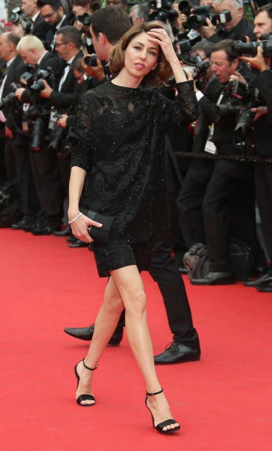Jury member Sofia Coppola poses for photographers on the red carpet for the opening ceremony and the screening of Grace of Monaco at the 67th international film festival, Cannes, southern France, Wednesday, May 14, 2014. Photo: Joel Ryan, Associated Press