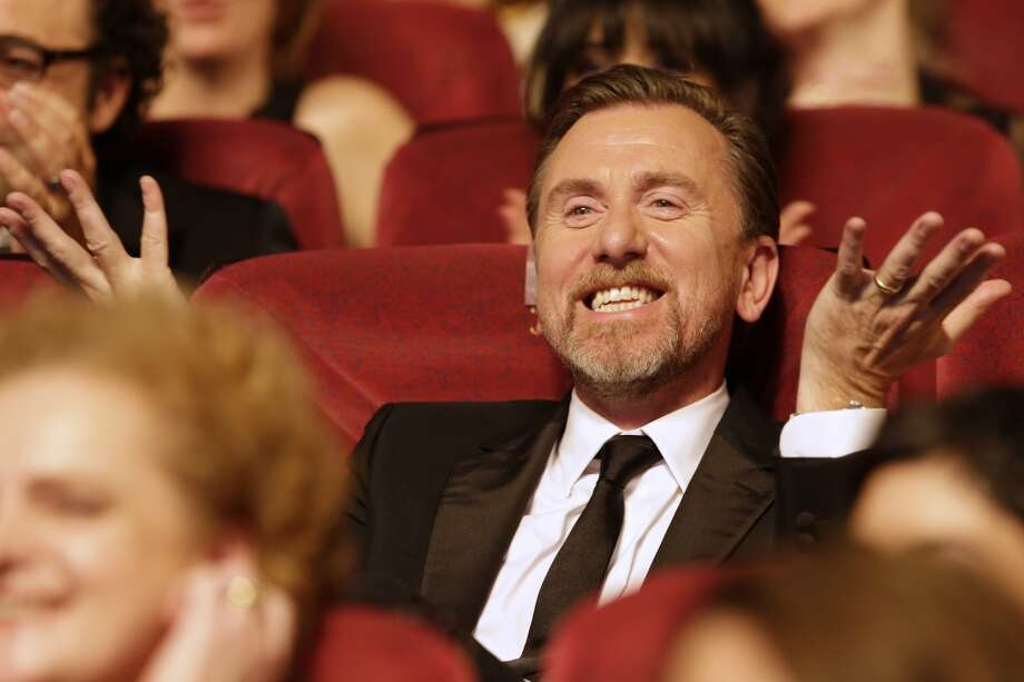 Actor Tim Roth during the opening ceremony ahead of the screening of Grace Of Monaco at the 67th international film festival, Cannes, southern France, Wednesday, May 14, 2014. Photo: Thibault Camus, Associated Press