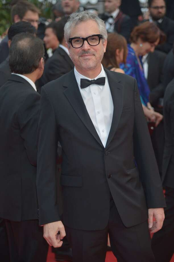 "Director Alfonso Cuaron attends the Opening ceremony and the ""Grace of Monaco"" Premiere during the 67th Annual Cannes Film Festival on May 14, 2014 in Cannes, France. Photo: Michael Buckner, Getty Images For Variety"