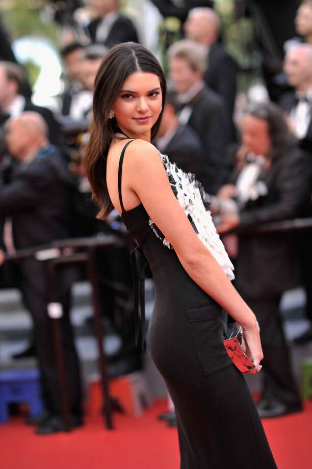 "Kendal Jenner attends the Opening ceremony and the ""Grace of Monaco"" Premiere during the 67th Annual Cannes Film Festival on May 14, 2014 in Cannes, France. Photo: Gareth Cattermole, Getty Images"