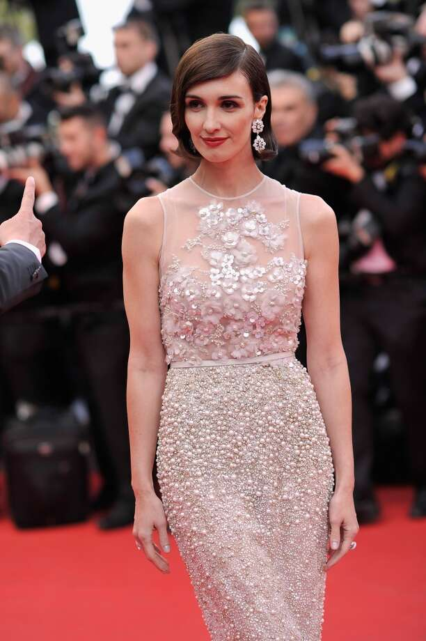 "Paz Vega attends the Opening ceremony and the ""Grace of Monaco"" Premiere during the 67th Annual Cannes Film Festival on May 14, 2014 in Cannes, France. Photo: Gareth Cattermole, Getty Images"