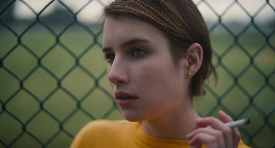 "Emma Roberts in, ""Palo Alto."" Photo: Tribeca Films"