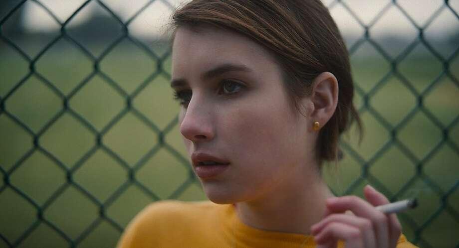 "Emma Roberts in, ""Palo Alto."" Photo: Tribeca Films"
