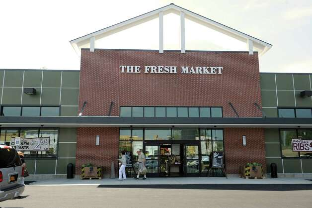 The second Fresh Market in the Capital Region opened at Marion Ave. in Saratoga Springs in May 2014. Photo: Lori Van Buren / 00026895A