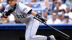 1. Ichiro Suzuki  — 2001  Right fielder | Free-agent signee, 2000 | With M's 2001-2012    Rookie stats:  .350 average, 157 games, 692 at-bats, 242 hits, 69 RBIs, 8 homers, 56 stolen bases  2001 honors:  A.L. MVP, A.L. Rookie of the Year, A.L. All-Star team, RF Gold Glove, RF Silver Slugger   Sure, Suzuki was 27 when he moved from Japan to Seattle in 2001, so like many of the Mariners' other best rookies, he wasn't exactly a novice. But he is hands-down Seattle's best-ever rookie, if not its best-ever all-around player. Suzuki led the majors in hits, stolen bases and at-bats that year as the Mariners won 116 games, and he led the American League with a whopping .350 batting average. No wonder he won so many awards.