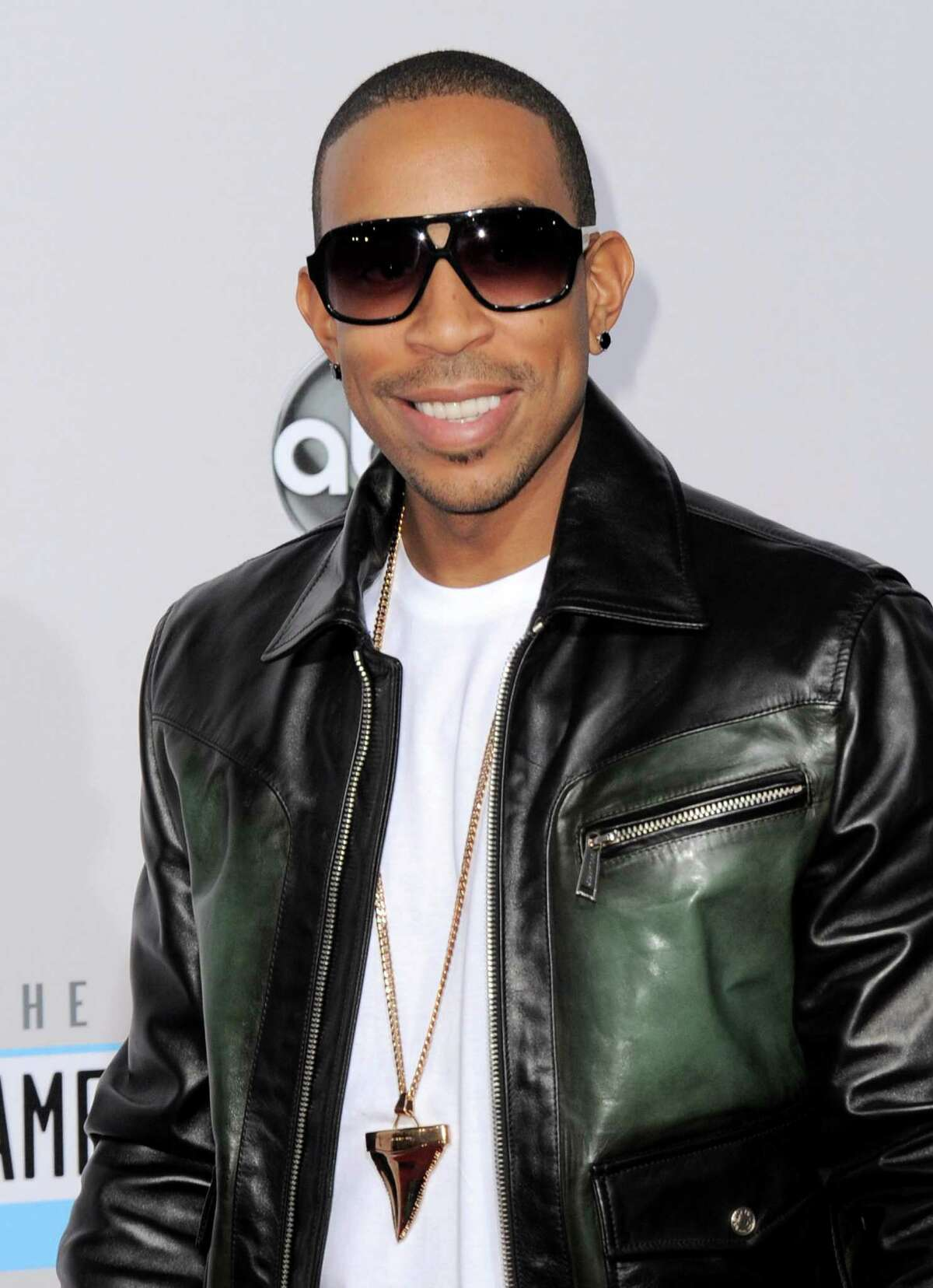 FILE - This Nov. 18, 2012 file photo shows Ludacris, born Chris Bridges, at the 40th Anniversary American Music Awards, in Los Angeles. Ludacris will host the 2014 Billboard Music Awards. The rapper-actor will host the awards show, airing live on ABC from the MGM Grand Garden Arena in Las Vegas on Sunday, dick clark productions announced Wednesday. (Photo by Jordan Strauss/Invision/AP, File) ORG XMIT: NYET306
