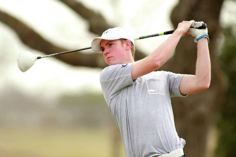 Kevin Reilly leads Rice with a 72.5 stroke average. Photo: Courtesy Rice