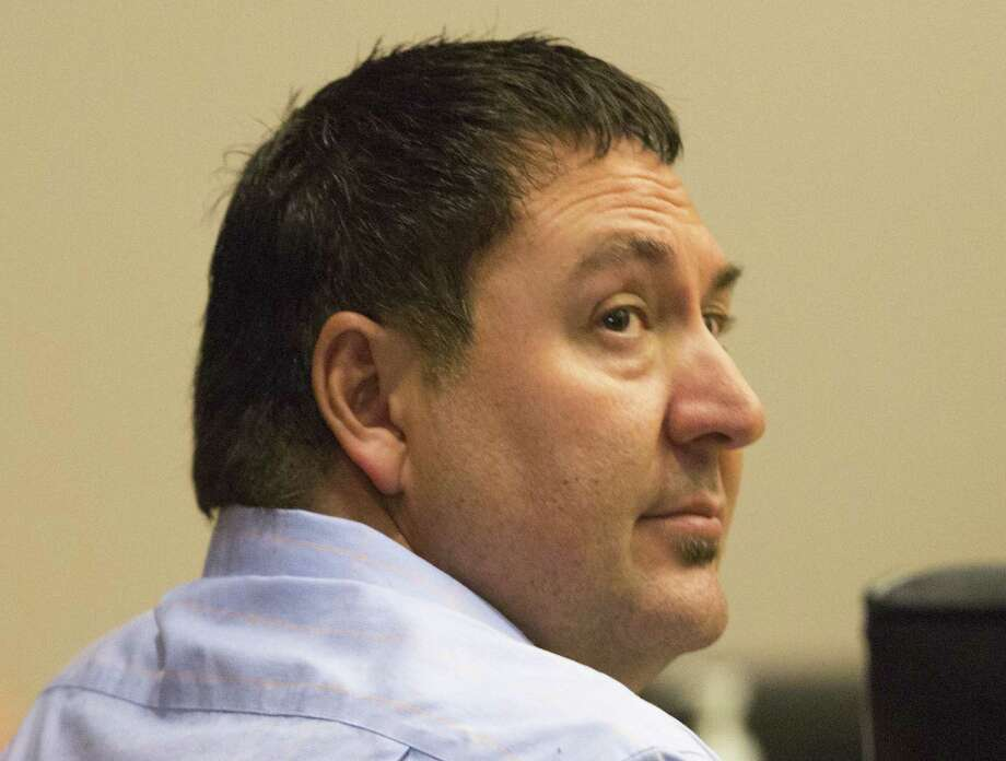 Matthew Aranda didn't show up for closing arguments, prompting the judge to revoke his $250,000 bail and issue an arrest warrant. Photo: William Luther / San Antonio Express-News / © 2014 San Antonio Express-News