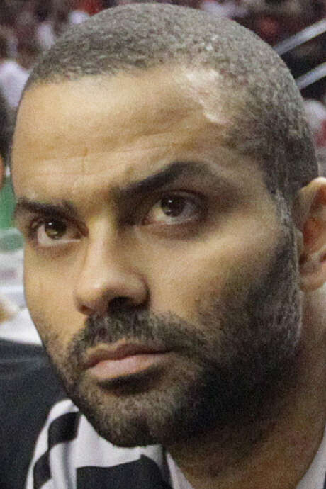 Tony Parker and the Spurs are in the conference finals again. / AP