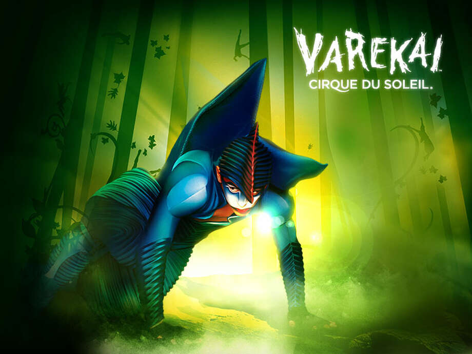 "Cirque di Soleil's show ""Varekai"" comes to Webster Bank Arena this weekend. Click here for times and tickets and to find out more about the show."