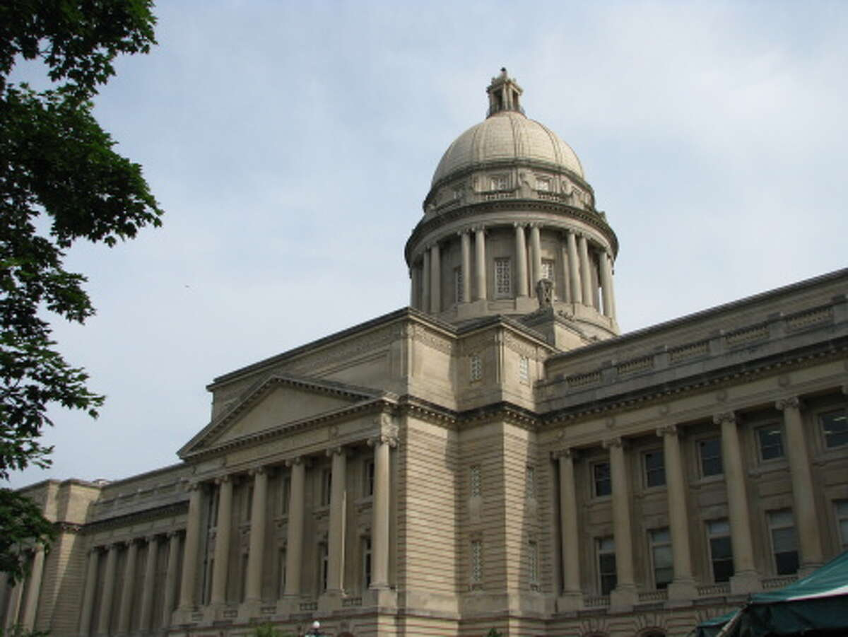 Dad Cyrus's father, Roy Cyrus, spent 11 terms in the Kentucky House of Representatives.