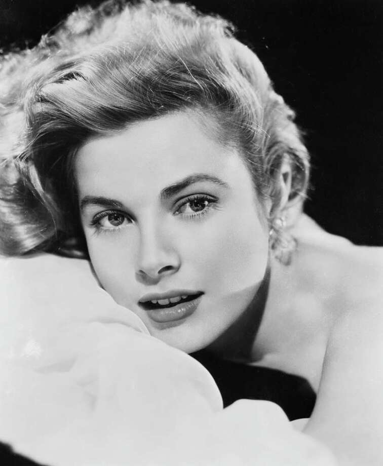 1953:Grace Kelly, the heroine of 'High Noon', 'Rear Window' and 'High Society'. Photo: John Kobal Foundation, Getty / Moviepix