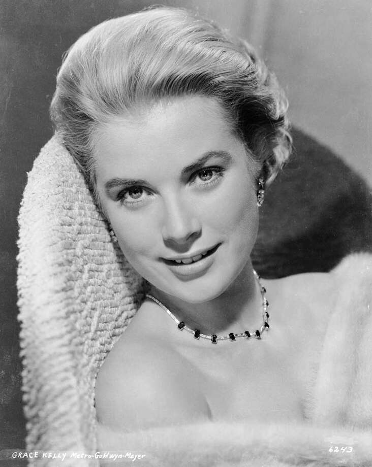 1954:Grace Kelly Photo: Virgil Apger, Getty / Moviepix