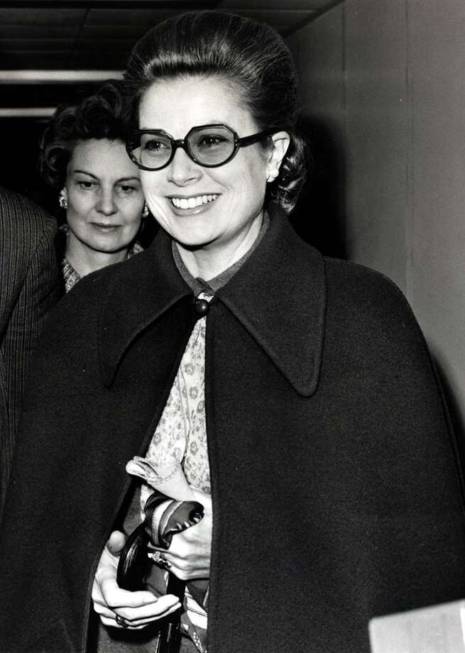 1971: Princess Grace of Monaco pictured in London Photo: Popperfoto, Getty / Popperfoto