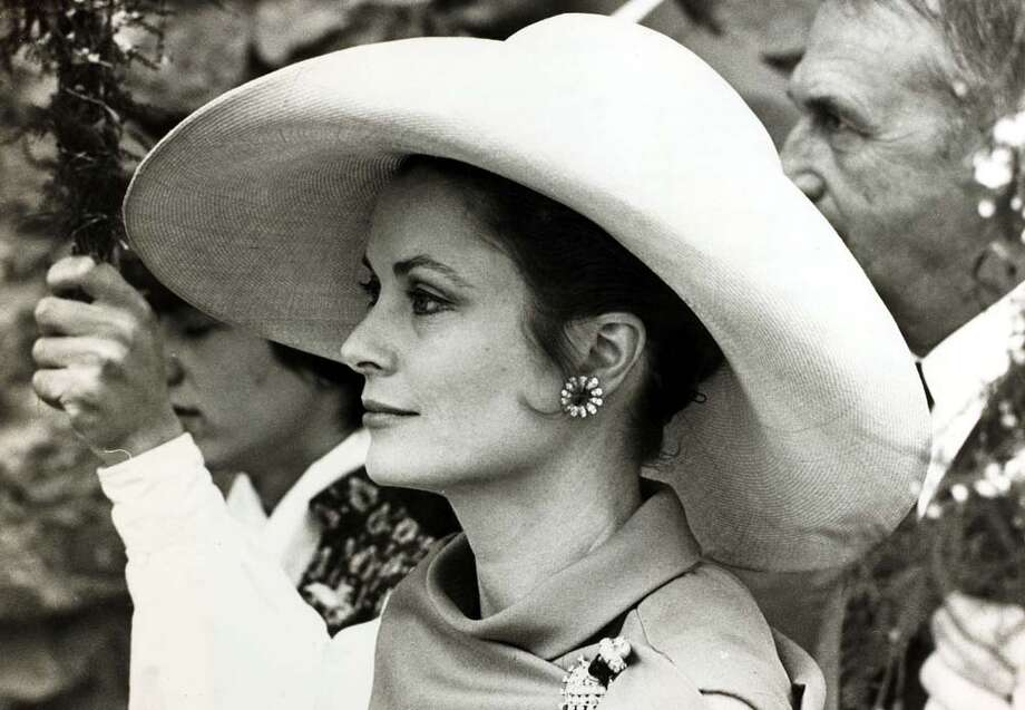 1970: Princess Grace of Monaco pictured at a St,Tropez wedding Photo: Popperfoto, Getty / Popperfoto