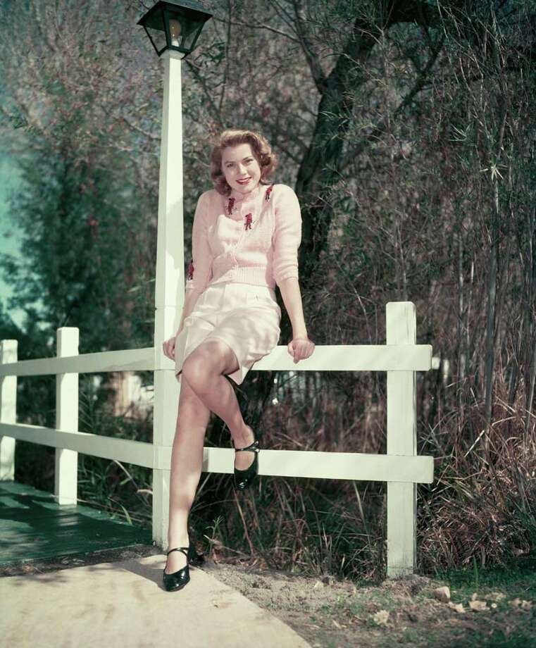 1950: Grace Kelly Photo: Paul Popper/Popperfoto, Getty / 2012 Popperfoto