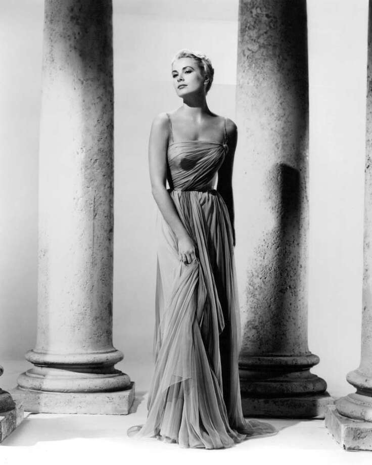 1955:Grace Kelly in a promotional portrait for 'To Catch a Thief', directed by Alfred Hitchcock. Photo: Silver Screen Collection, Getty / 2012 Silver Screen Collection