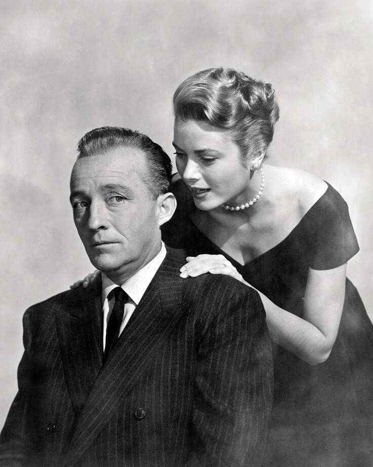 1954:Bing Crosby and Grace Kelly in a promotional portrait for 'The Country Girl'. Photo: Silver Screen Collection, Getty / 2013 Getty Images