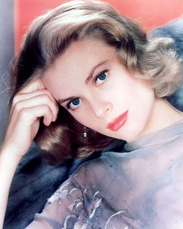 1955: Grace Kelly Photo: Silver Screen Collection, Getty / 2013 Getty Images