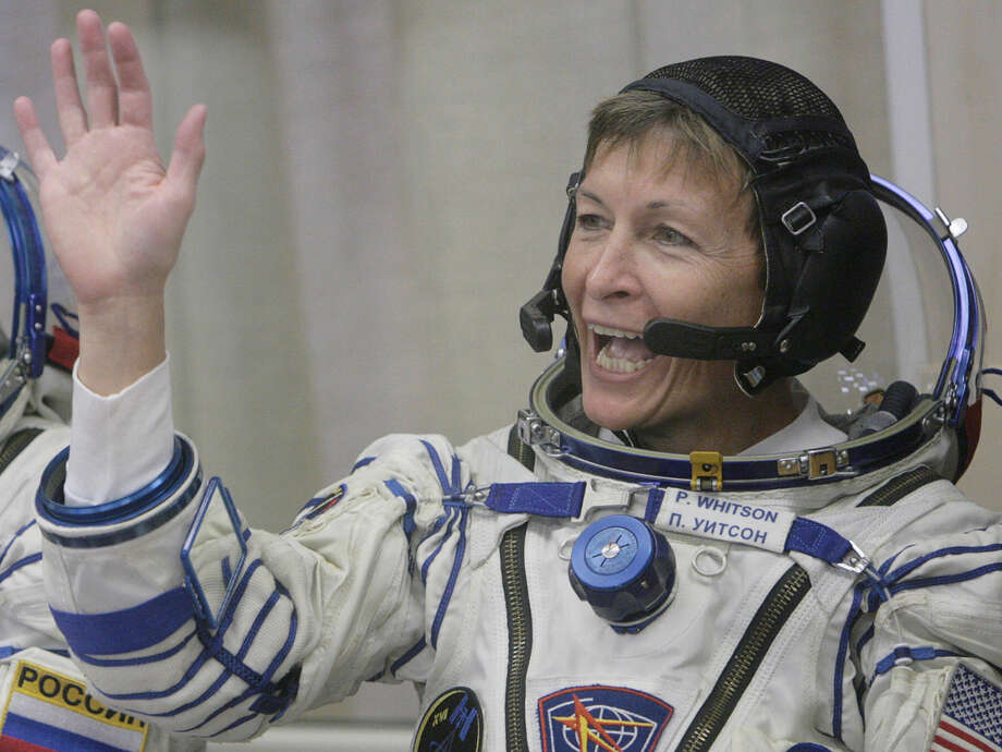 PHOTOS: Famous former Rice University graduatesRice grad Peggy Whitson recently broke the record for the most cumulative days in space.See more former Rice Owls who went on to big things in the photos that follow ... Photo: AFP, Houston Chronicle / 2007 AFP