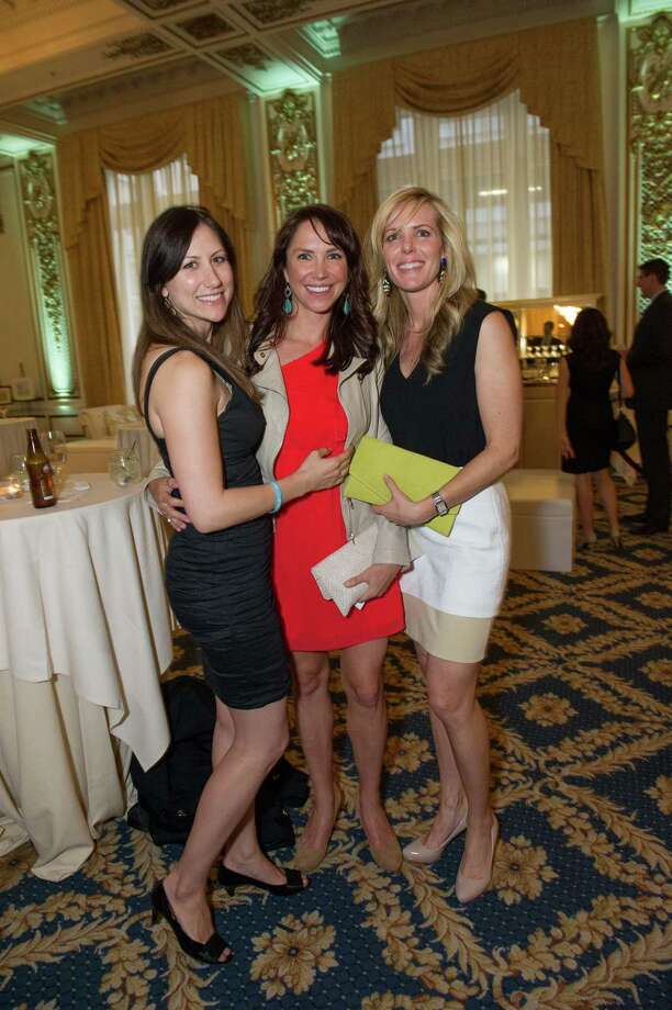 Ashley Cheechoo, Amanda Porino and Ali Klein at the Boys & Girls Clubs of San Francisco's annual gala on May 9, 2014. Photo: Susana Bates, Drew Altizer Photography / Copyright 2014 Drew Altizer