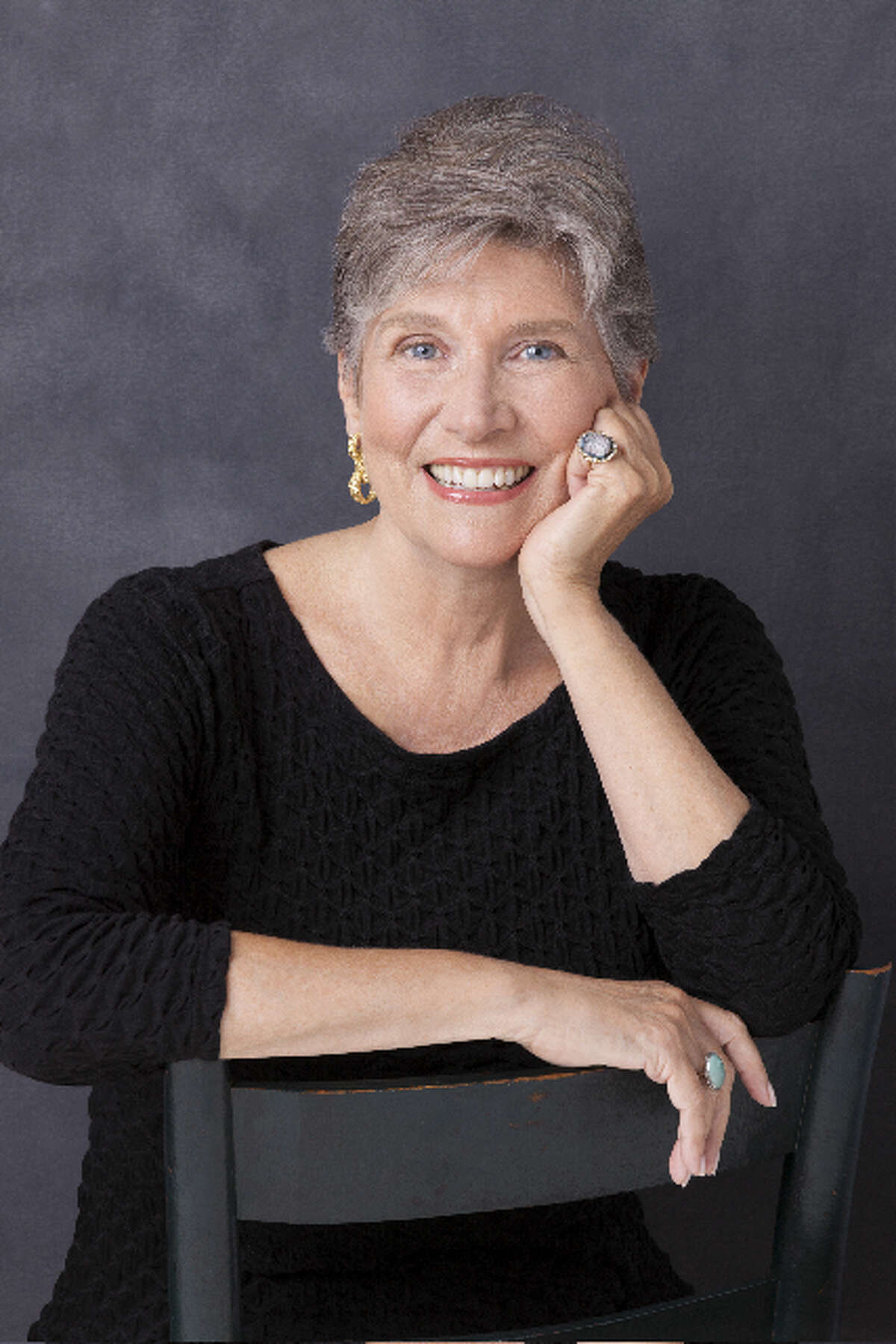 """Barbara Bonner, author of """"Inspiring Generosity"""" (Wisdom Publications, 2014), a collection of inspiring stories as well as quotes and poems from the world's great writers, will appear at Book House of Stuyvesant Plaza in Albany on Thursday, May 22 to sign copies of her book. (Courtesy Barbara Bonner)"""