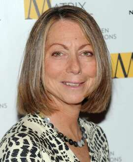 Former New York Times Executive Editor Jill Abramson in 2010.