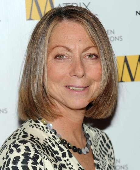 Former New York Times Executive Editor Jill Abramson in 2010. Photo: Evan Agostini / Evan Agostini / Associated Press / AGOEV