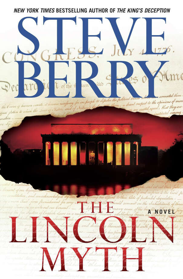 """The Lincoln Myth"" is a historical thriller that touches on Abraham Lincoln's rarely talked about relationship with the Mormon Church in the lead-up to the Civil War. Photo: Contributed Photo, Connecticut Post / Connecticut Post"