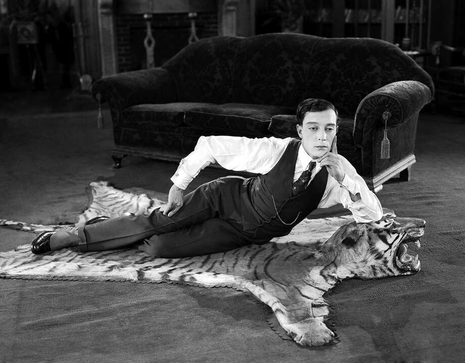 """The Navigator,"" one of Buster Keaton's best, from 1924, closes the San Francisco Silent Film Festival. Photo: SF Silent Film Festival"