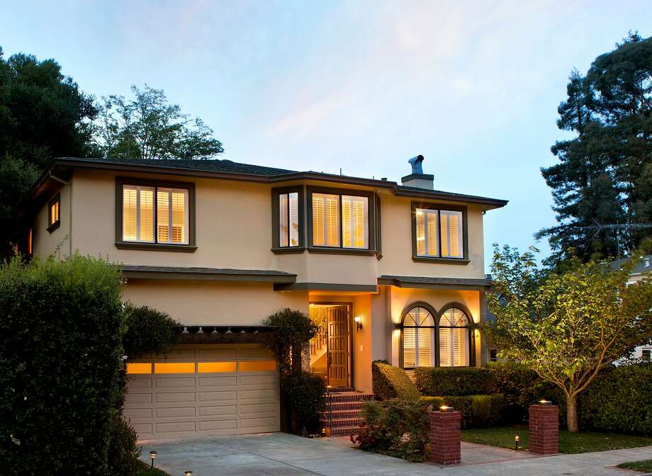 1266 Drake Ave. in Burlingame is a five-bedroom available for $2.598 million. Photo: Bernard Andre Photography